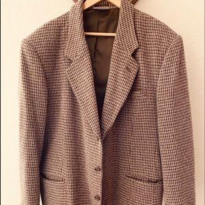 Men's Perry Ellis America Herringbone Jacket